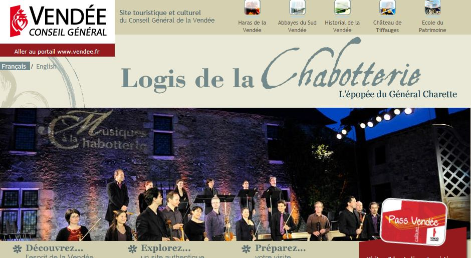 Logis chabotterie