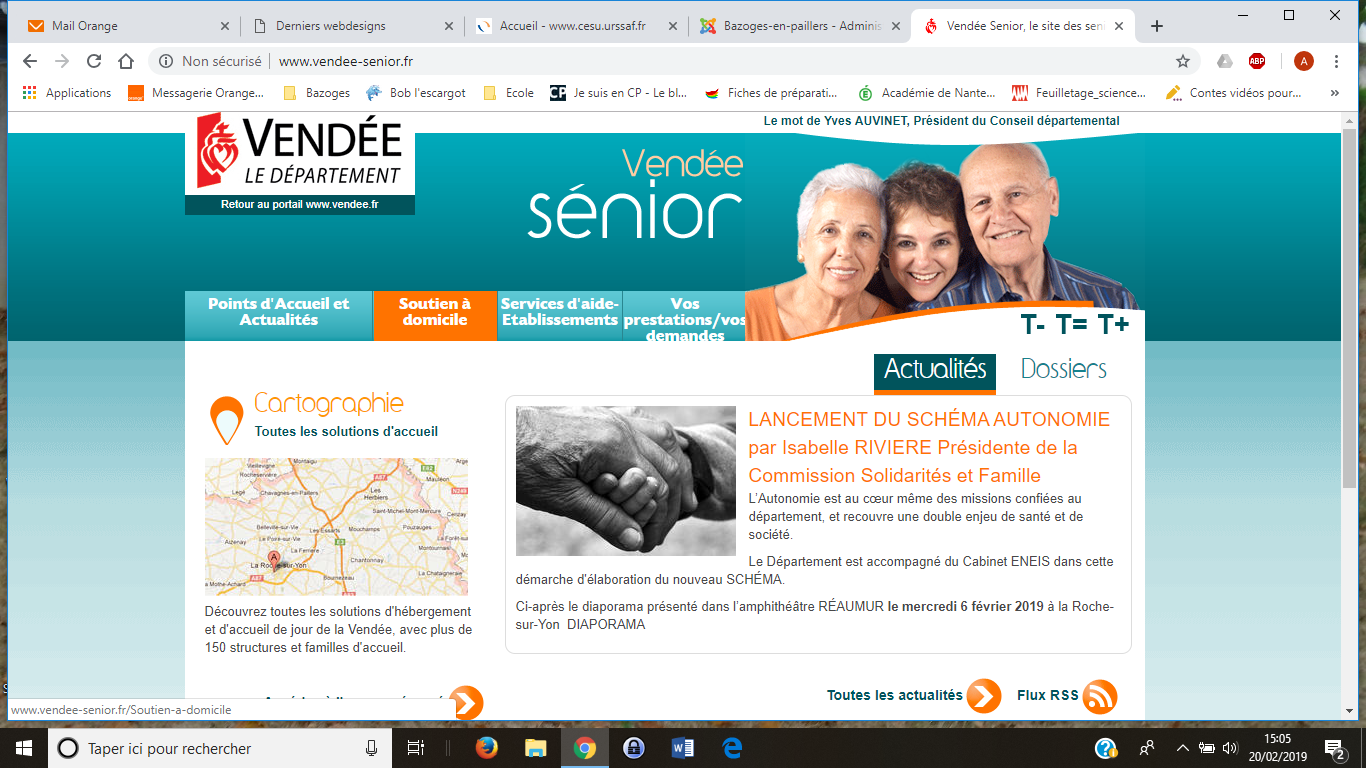 VENDEE senior